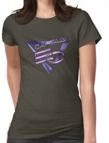 Captain EO Womens Fitted T-Shirt