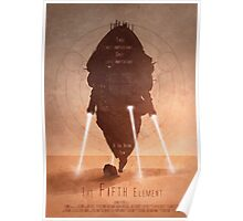 The Fifth Element No. 1 Poster