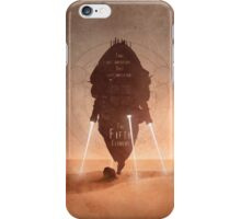 The Fifth Element No. 1 iPhone Case/Skin
