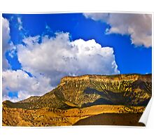 """""""Early Afternoon Utah"""" Poster"""