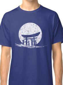 Japanese Sun Rising Classic T-Shirt
