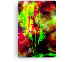 Figurative 50 Canvas Print