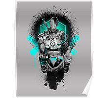 ELEKTRIC SUN ROBOT Poster