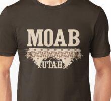 Moab Utah Mountain Biking Unisex T-Shirt