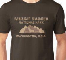 Mount Rainier National Park Unisex T-Shirt