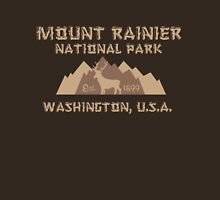 Mount Rainier National Park Unisex T-Shirt