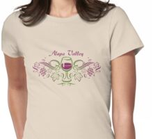 Napa Valley California Womens Fitted T-Shirt