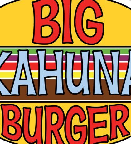 Big Kahuna Burger Tee Sticker