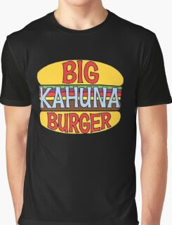 Big Kahuna Burger Tee Graphic T-Shirt