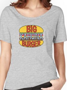 Big Kahuna Burger Tee Women's Relaxed Fit T-Shirt