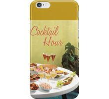 Swanky Cocktail Hour iPhone Case/Skin