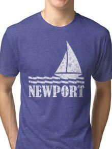Newport Sailing Tri-blend T-Shirt