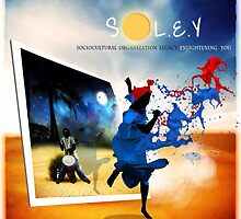 S.O.L.E.Y - Sociocultural Organization Legacy Enlightening You (soley), Inc. by Jeff Jeudy