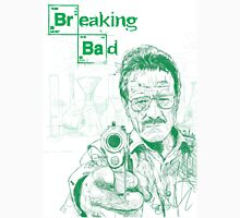 walter white gun breaking bad Unisex T-Shirt