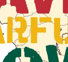 Save Darfur Sticker