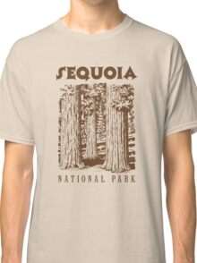 Sequoia National Park Classic T-Shirt
