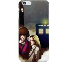 Team TARDIS iPhone Case/Skin