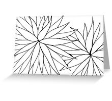 Doodle Works Greeting Card