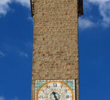 Torre dell'Orologio Sticker