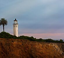 Point Vicente Lighthouse by DDMITR