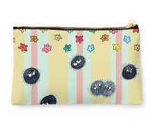 Soot Sprites with Star Candy and Stripes  Studio Pouch