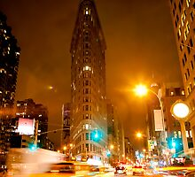 Flatiron Building by Andrew Wilson