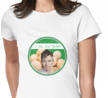 Danny Jones' Finest Vegetables Womens Fitted T-Shirt