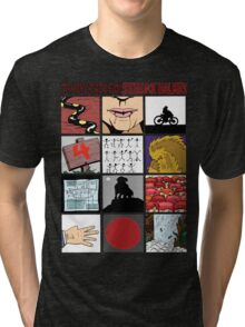 12 Cases of Sherlock Holmes Tri-blend T-Shirt