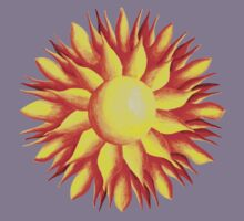 Bowling for Sunshine Mandala Kids Clothes