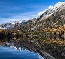 Lake House by Raffaello Terreni