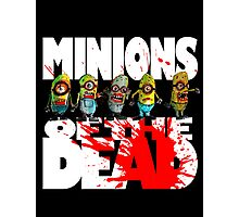 zombie minions of the dead Photographic Print