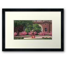 The Spartan Seasons - Spring Framed Print