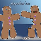"Christmas Card ""Gingerbread Men"" by specialk73"