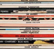 Blue Note Records round shirt Sticker
