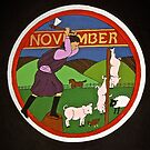 November - killing livestock for winter by Shulie1