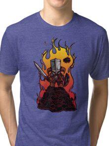 Dragon Crasher Tri-blend T-Shirt