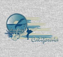 Surf California by whereables