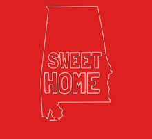 Sweet Home. Alabama Womens Fitted T-Shirt