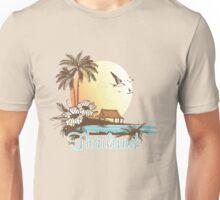 Thailand Beach Scene Unisex T-Shirt