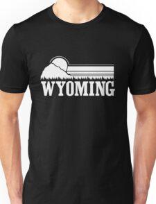 Wyoming Sunset Unisex T-Shirt