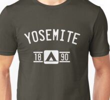 Yosemite Camping Unisex T-Shirt