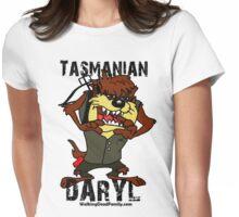 Tasmanian Daryl Dixon Womens Fitted T-Shirt