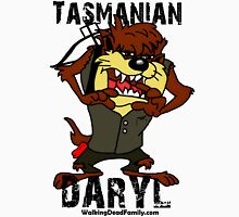 Tasmanian Daryl Dixon Womens Fitted T-Shirt