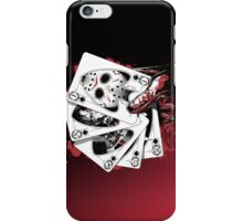 Killer Flush (J) iPhone Case/Skin