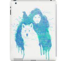 Lord Snow iPad Case/Skin