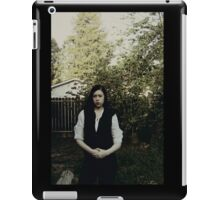 You reflect your age differently... you reflect its broken heart. iPad Case/Skin