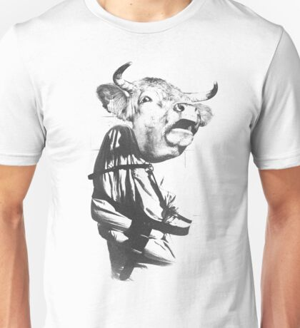 The Mad Cow Unisex T-Shirt