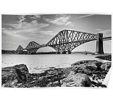 Forth Bridge, Scotland Poster