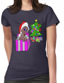 christmas fun Womens Fitted T-Shirt