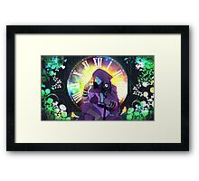 Peace in Time Framed Print